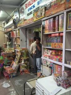 Fuegos Artificiales - Diwali 2014