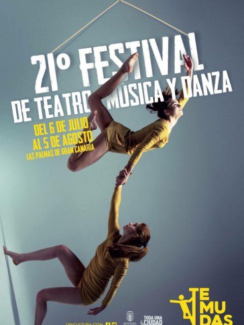 Las Palmas Temudas Fest 2017 - 21 Aniversario