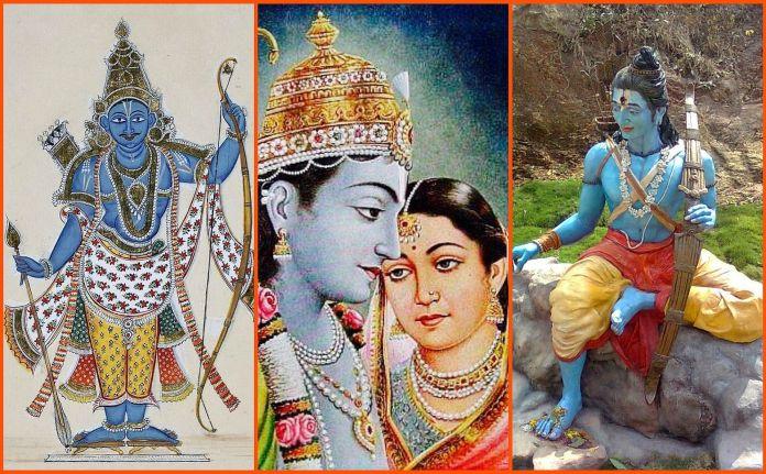 Rama encarnación Vishnu