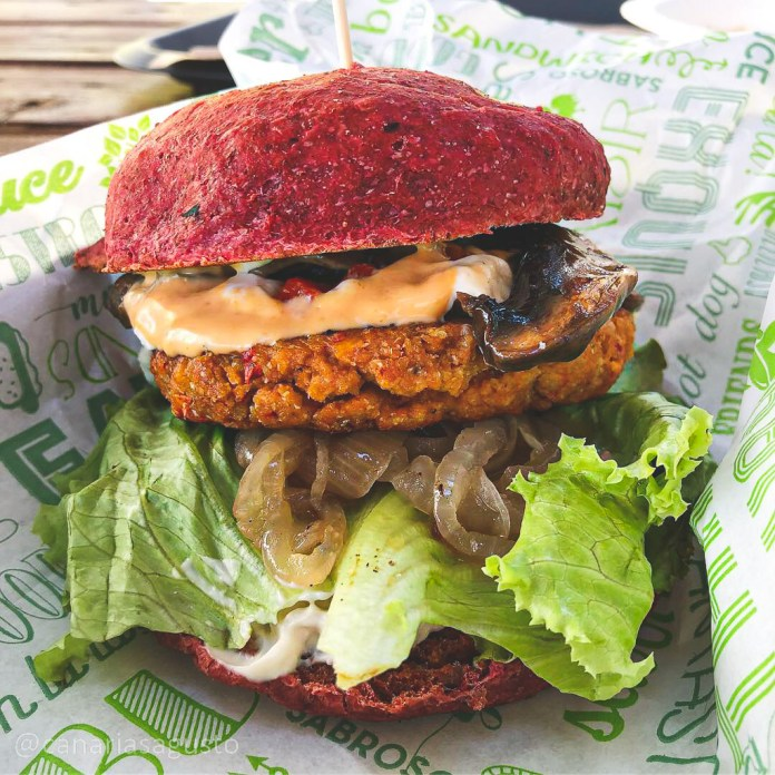Burger Hot & Spicy - Buenavida Burger Costa Adeje