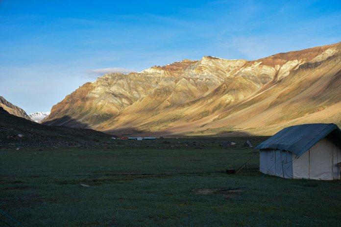 Mulkila Camp Sarchu