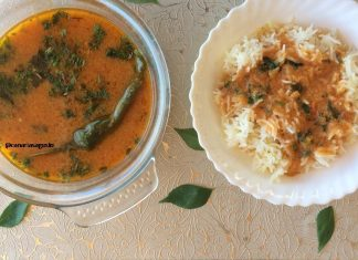 Kadhi Chawal - Curry Indio