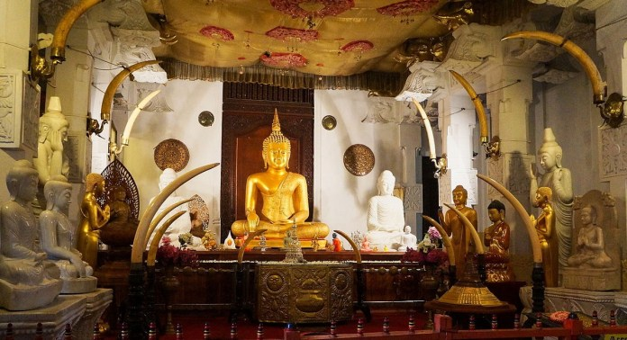 Templo Diente - Sri Lanka