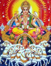 Surya Dios Hinduismo