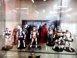 Star Wars exposición miniaturas el muelle las palmas de gran canaria-
