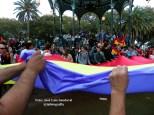 piden la república en Las palmas de Gran Canaria