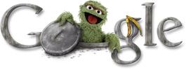 Oscar the Grouch en Google