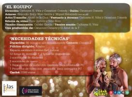 EQUIPO/NECESIDADES