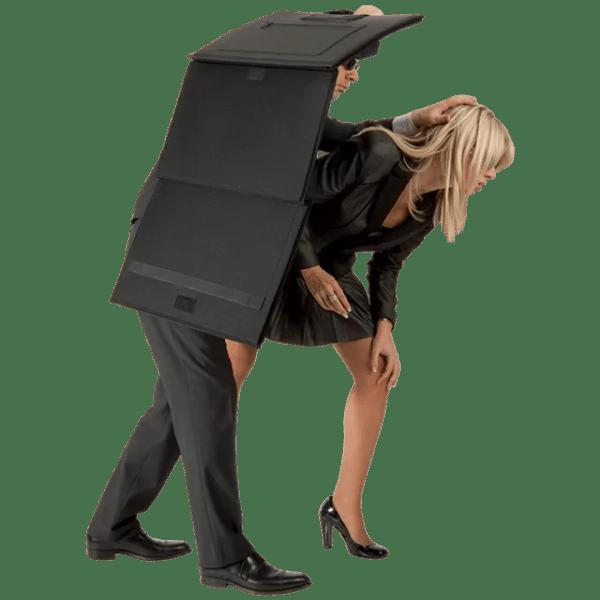 DEFENDER™ ballistic briefcase