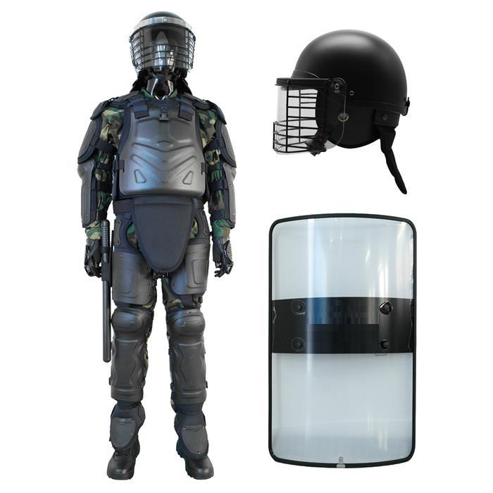 Helmets & Shields