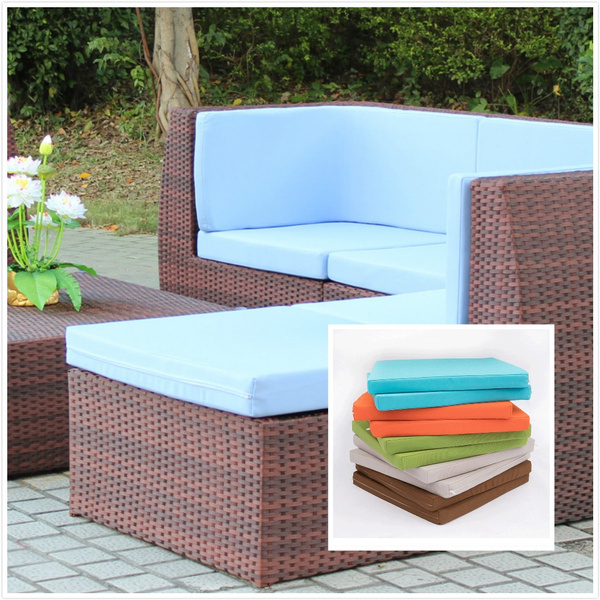 waterproof outdoor indoor furniture cushions replacement deep seat cushion for patio chair furniture wish