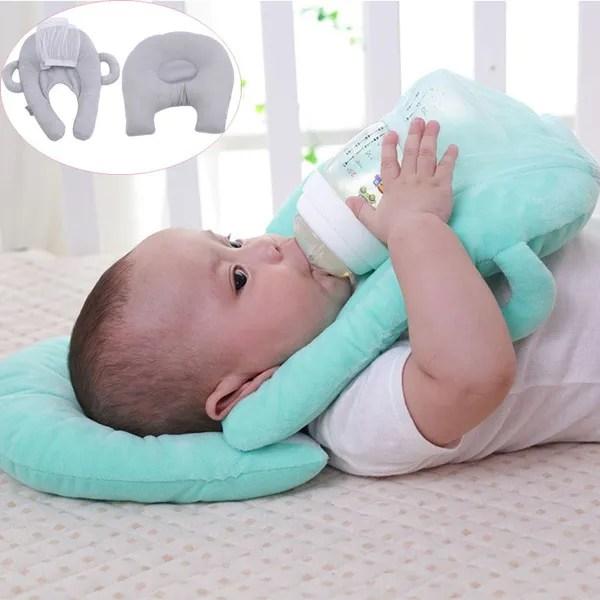baby self feeding nursing pillow portable detachable feeding pillow wish