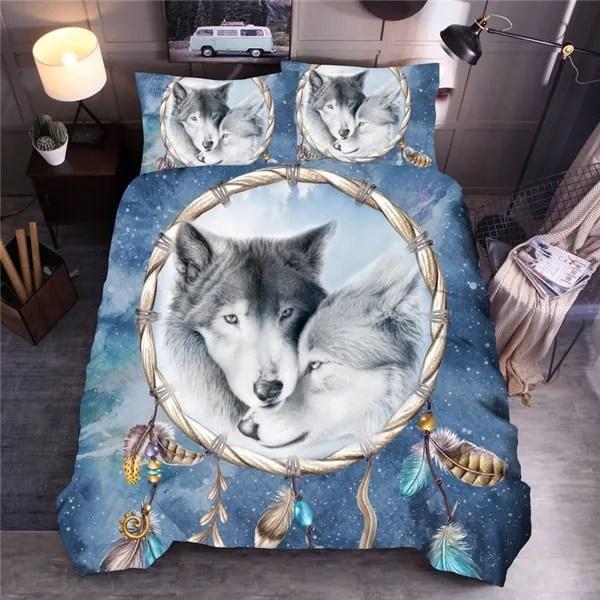 new bedding set wolf bedding king comforter set bedding king size 3d bedding queen size duvet cover set queen size bedding wolf bedding set bed set