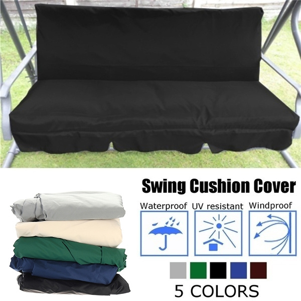 replacement canopy swings patio furniture cushions cover outdoor waterproof cover for 2 3 seater swing chairs cover cloth ony no chair wish