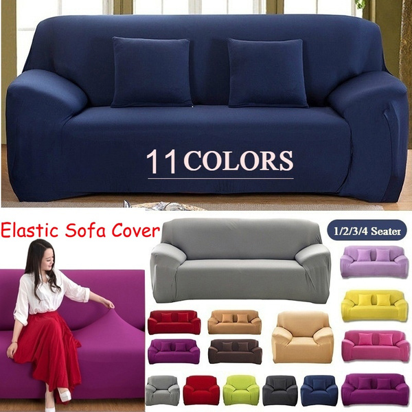 home decor 1 4 seaters thick plush recliner sofa covers love seat retro recliner sofa cover soft couch slipcovers 11 colors wish