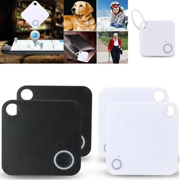 mini tile mate gps bluetooth tracker key finder locator anti lose device tracker wish
