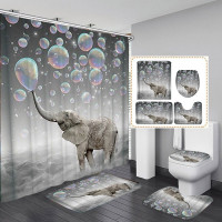 shower curtain set wish