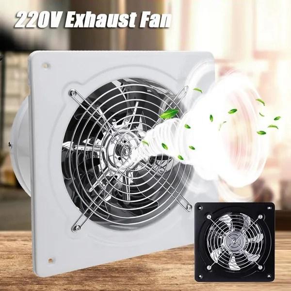 220v high speed exhaust fan fd 100 4 inch fd 150 6 inch wall style restaurant kitchen bathroom exhaust fan wish