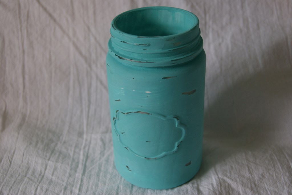 Homemade chalk paint - Canary Street Crafts