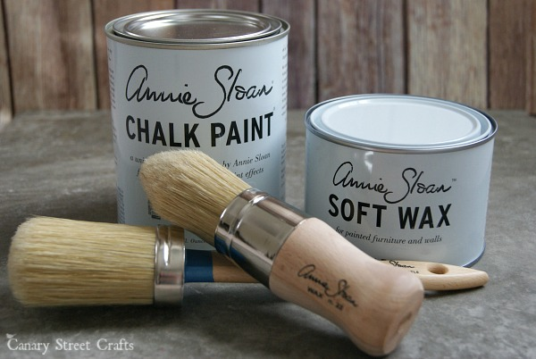 11 fantastic Annie Sloan Chalk paint tips.  {Canary Street Crafts}