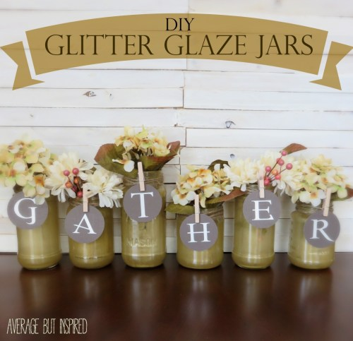 DIY-Glitter-Glaze-Jars {Average But Inspired}