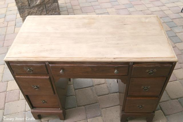 coastal-desk-makeover