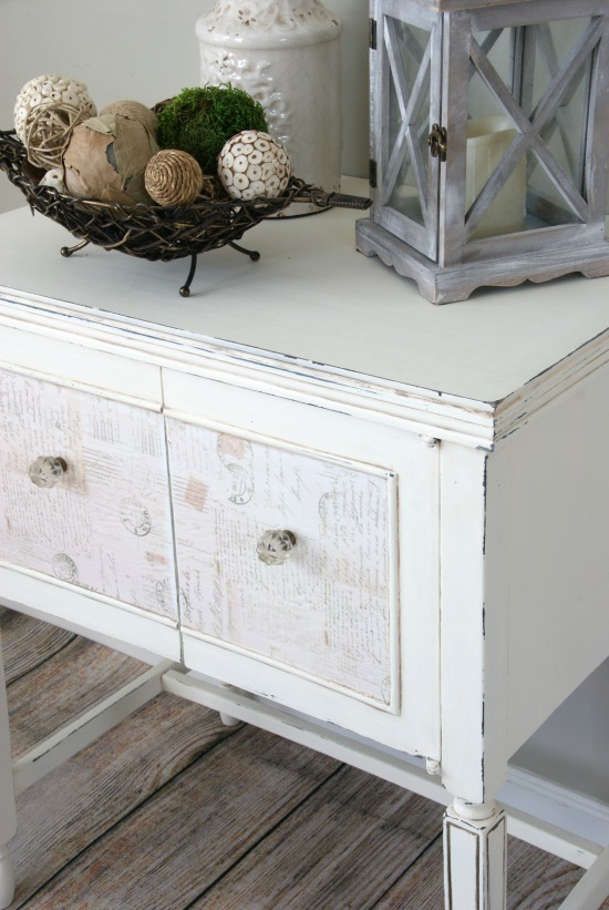 sewing cabinet makeover canary street crafts 3