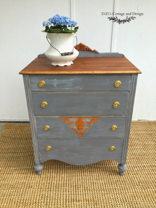 Smokey Ash Dresser from D.D.'s Cottage and Design