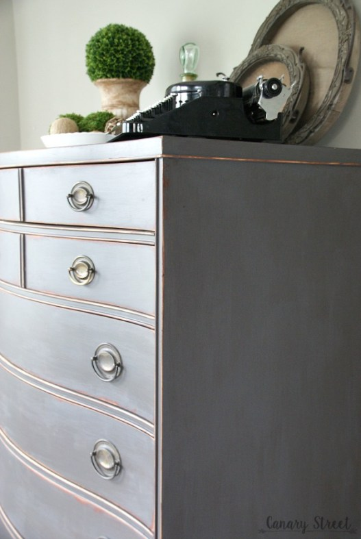 weathered gray dresser gray teal gorgeous weathered gray dresser lots of furniture makeovers and painting tips on this site weathered gray dresser canary street crafts