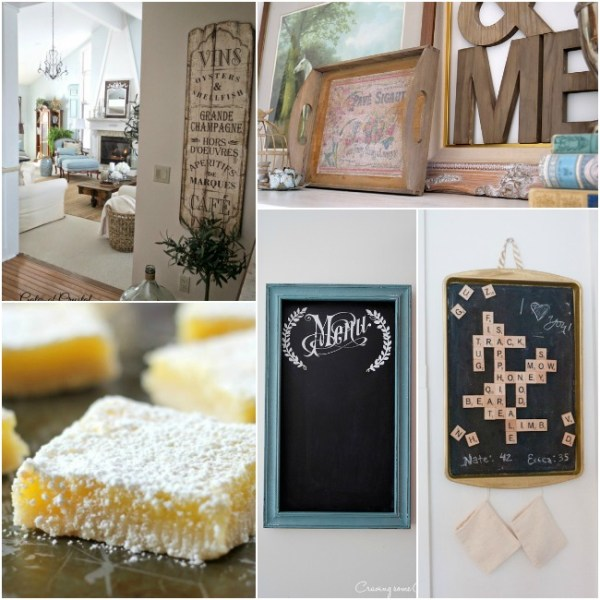 Your Turn To Shine link party features {Canary Street Crafts}