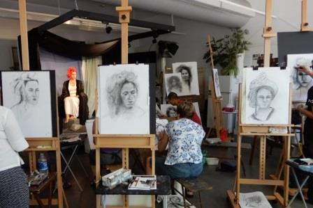 Judy Drew 2018 Portrait Workshop