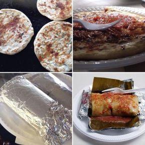 Salvadorian food