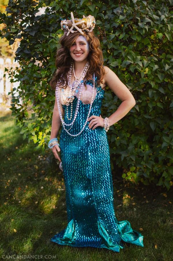 Diy Halloween Costume #2 Mermaid Dancer