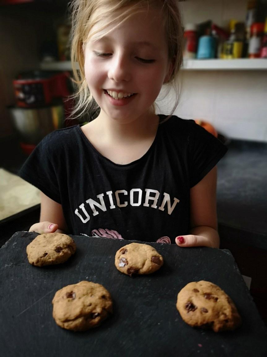 Heute backe ich; Emmas vegane Cookies