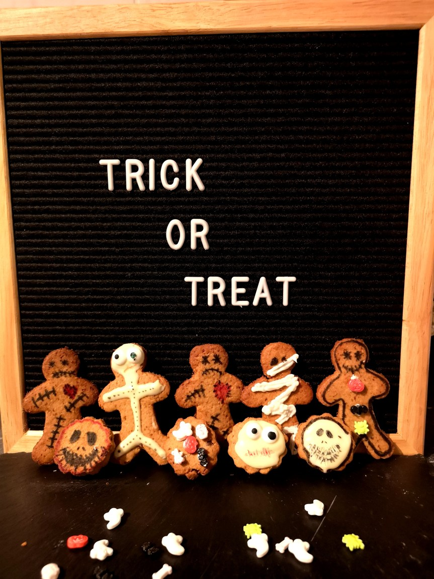 Heute backe ich; Emmas Halloweenkekse