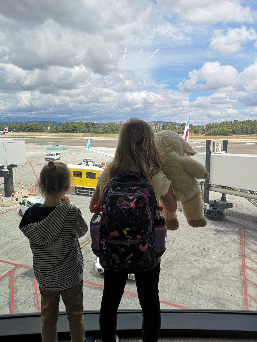 Unser Wochenende in Mallorca und einige kleine Tipps für das Reisen mit Kindern