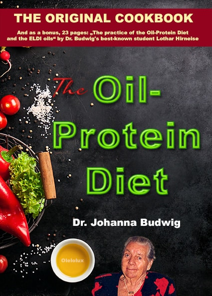 oil-protein diet book cover