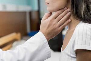 咽喉癌症狀
