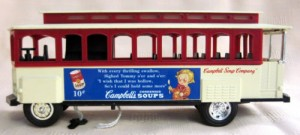 Campbell's Soup Trolley Image
