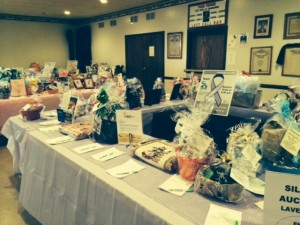 Silent Auction Items from our 3rd Annual Cancer Bash.