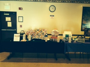 Live Auction Items from our 3rd Annual Cancer Bash