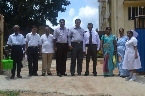 Home Based Palliative Care Team