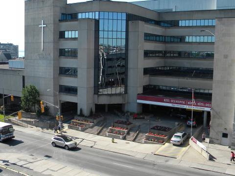 Hotel Dieu Hospital  Cancer Care South East