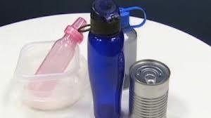 BPA is found in plastics