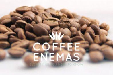 COFFEE ENEMAS TO DETOXIFY THE LIVER