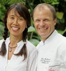 Sanae and her husband Eric