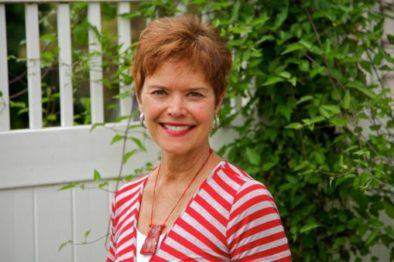 Peg Harvey heals stage 4 uterine cancer with a raw vegan diet