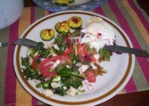 a budwig salad