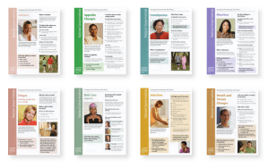 Chemotherapy Fact Sheets