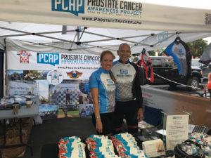 picture of Sarah Tomlin and Robert Warren Hess at the 2016 Alpine Loop Gran Fondo
